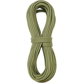 Edelrid Skimmer Pro Dry Corda arrampicata 7,1mm 70m verde oliva